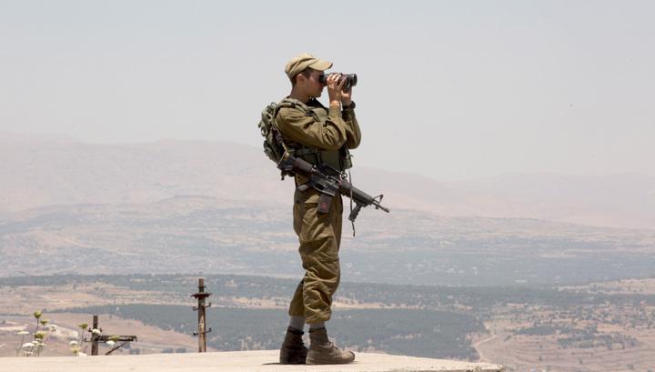 Израиль нанес ряд ударов по военным объектам сектора Газа