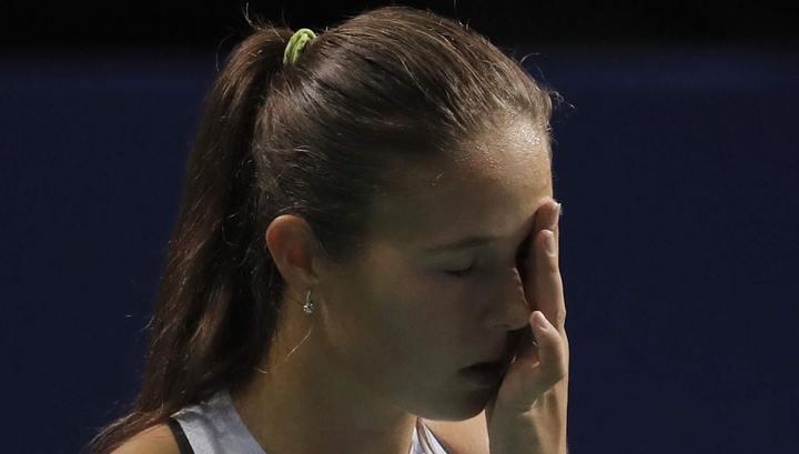 Касаткина проиграла во втором круге Открытого чемпионата Австралии