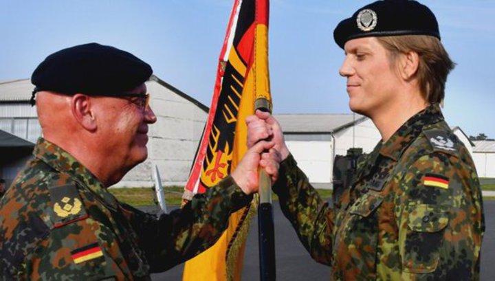 В немецкой армии впервые появился комбат-трансгендер