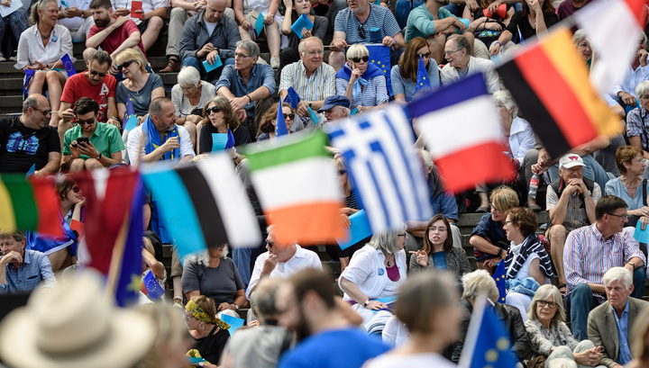 ЕС разрабатывает план новых антироссийских санкций