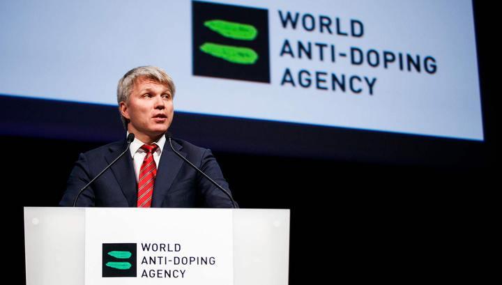 Министр спорта РФ Колобков призвал внимательней отнестись к антидопинговой работе