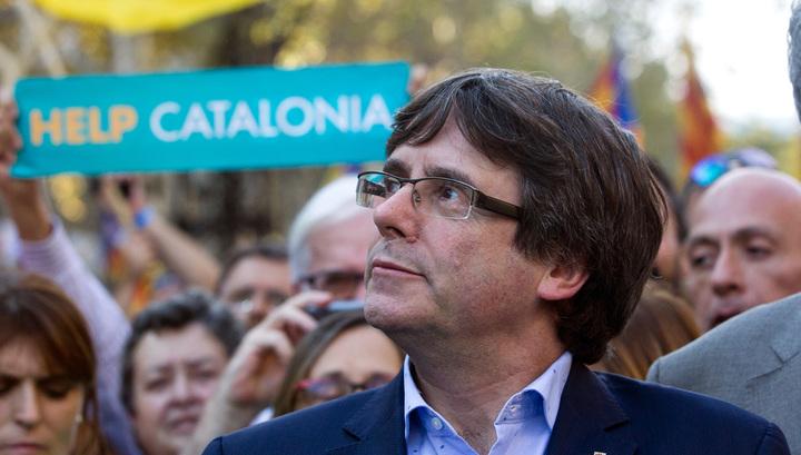 Пучдемон намерен сформировать правительство Каталонии