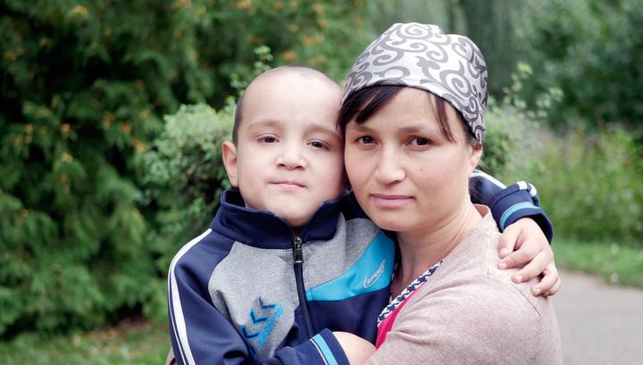 Читатели Вестей.Ru и Русфонда спасли Мишу Каландарова