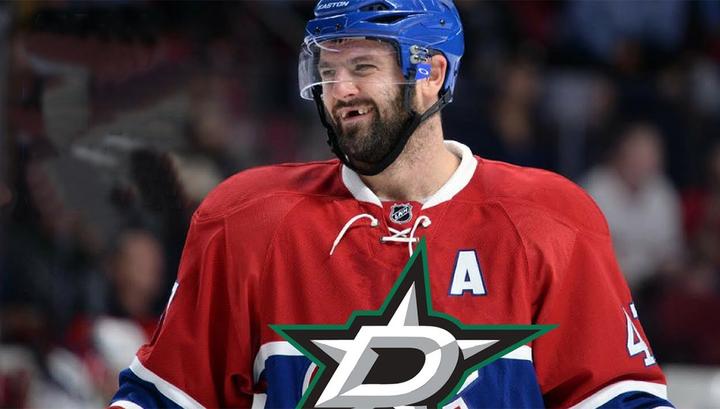 Александр Радулов – первая звезда дня в НХЛ