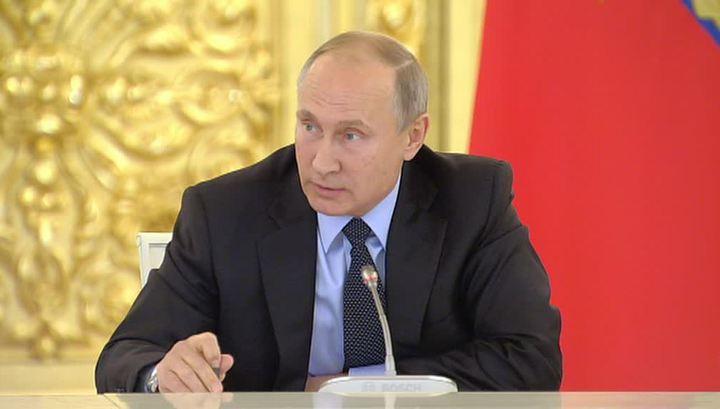 Путин нашел странности в деле Белых