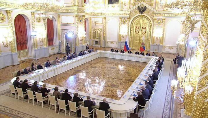 Путин: иностранцы собирают образы и биоматериал россиян разных этносов
