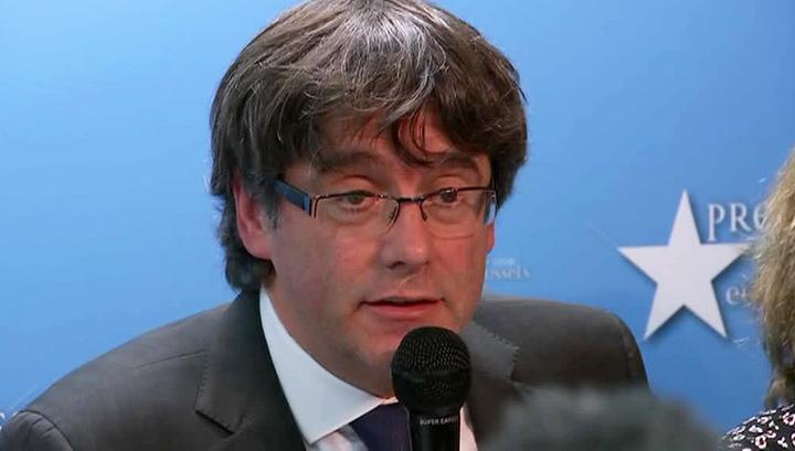 Пучдемон допустил отказ от независимости Каталонии