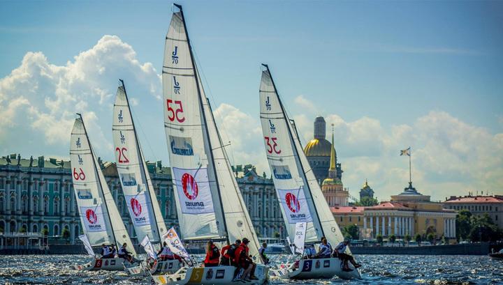 Результат изображения для Релиз - Итоги квалификационного этапа парусной Лиги чемпионов Европы: все российские команды прошли в финал