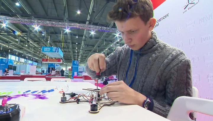 WorldSkills Hi-Tech 2017: молодые специалисты со всей страны собрались на четвертый чемпионат