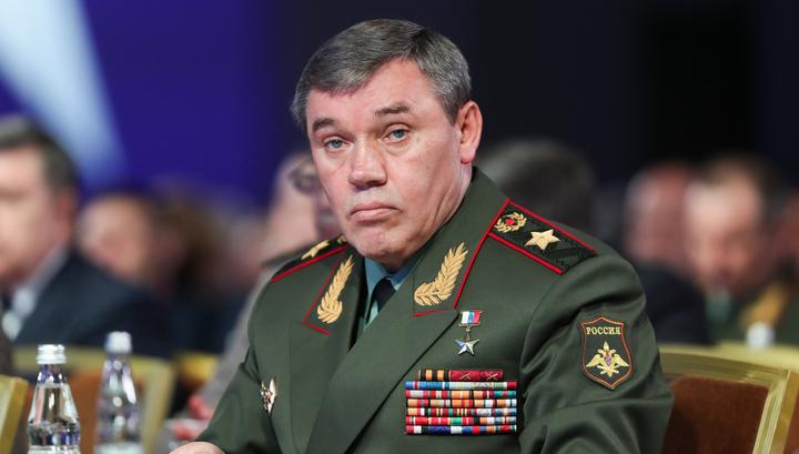 Глава Геншаба РФ и главком НАТО договорились о встрече