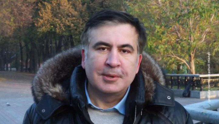 У Саакашвили умерла бабушка, которая поддерживала его в борьбе