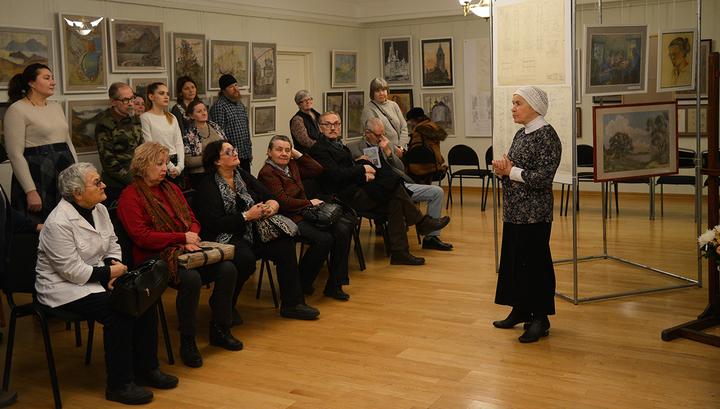Выставка архитектора Татьяны Городской