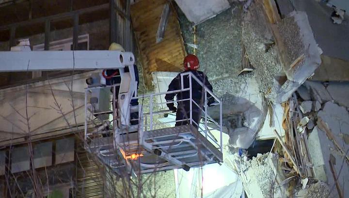 Обрушение дома в Ижевске: в Удмуртии снят режим ЧС
