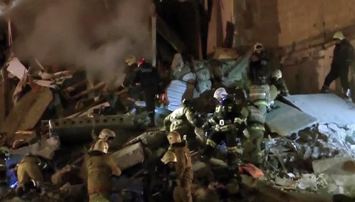 Обнаружена шестая жертва трагедии в Ижевске