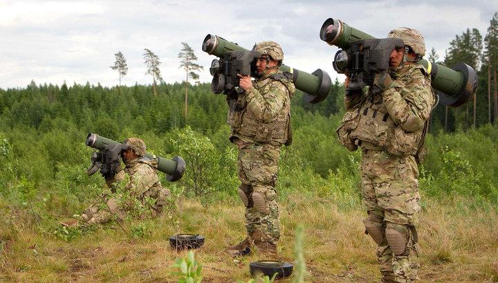 Пентагон выделил 308 миллионов долларов на производство Javelin