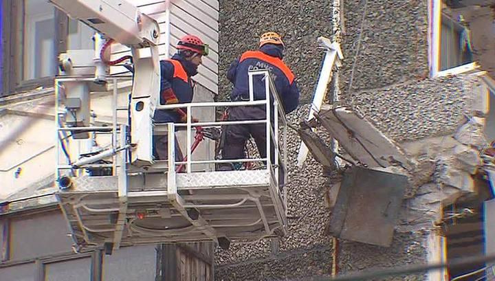Спасатели завершили разбор завалов дома в Ижевске, больше жертв нет