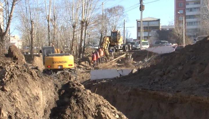 Авария в Улан-Удэ: Бастрыкин взял ситуацию на личный контроль