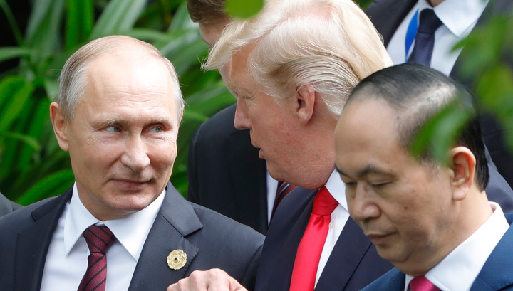 Путин и Трамп: конфликт в Сирии нельзя решить силой