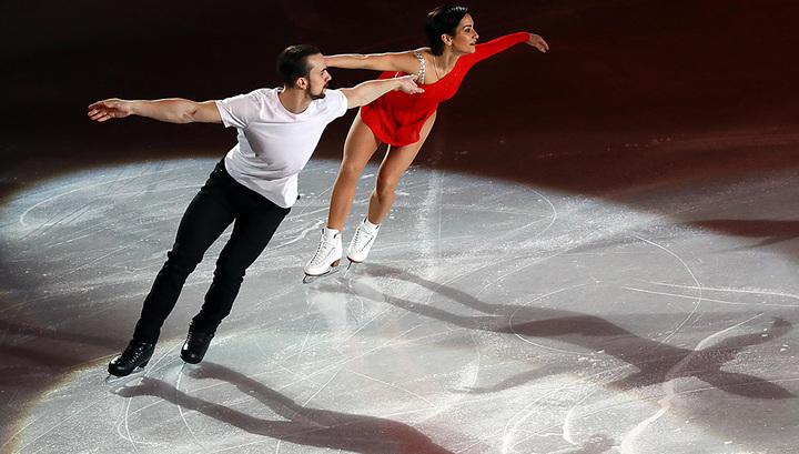 Фигуристы Столбова и Климов выиграли серебро NHK Trophy