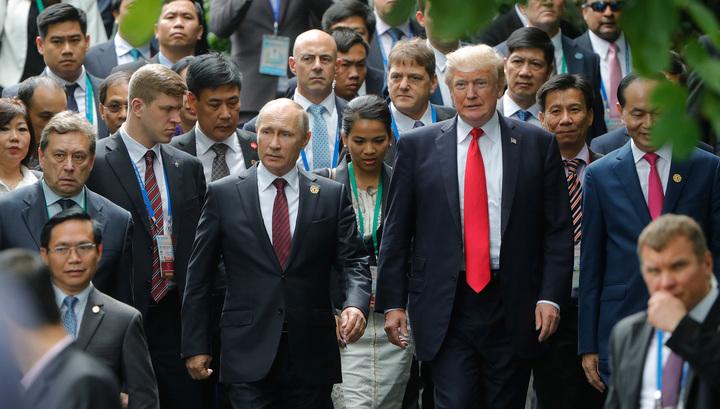 Президентам России и США пока не удалось переговорить на саммите АТЭС