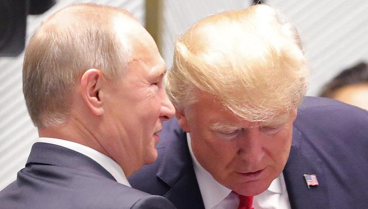 Путин и Трамп подтвердили важность зон деэскалации в Сирии
