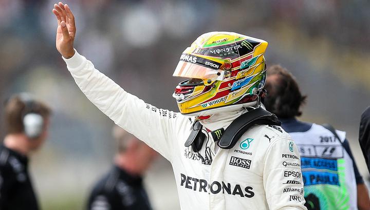 Формула-1. Хэмилтон завоевал поул на Гран-при Бразилии, Сироткин – 15-й