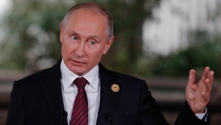 Путин не слышал о плане США по размещению миротворцев в Донбассе