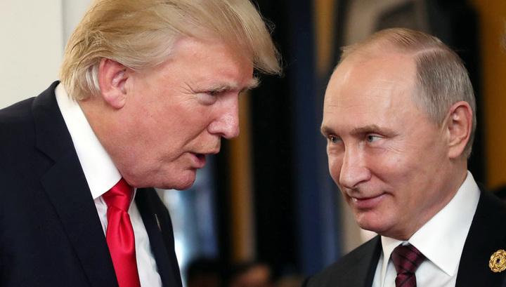 Трамп: Путина оскорбляют обвинения в