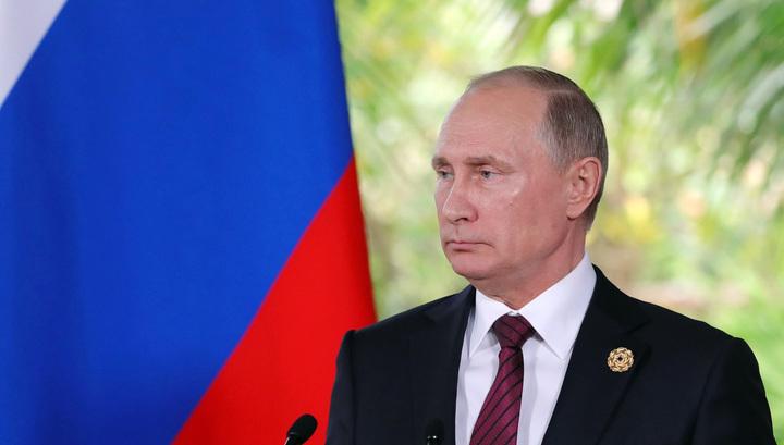 Путин о своем выдвижении на выборах: время придет - поговорим