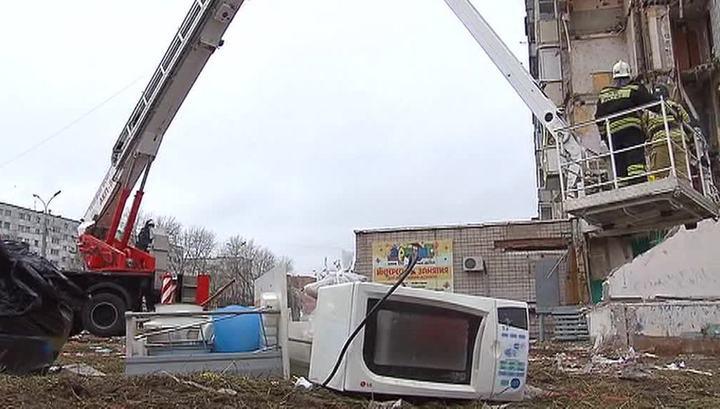 Взрыв в Ижевске: семьям жертв и пострадавшим выплатят по миллиону рублей