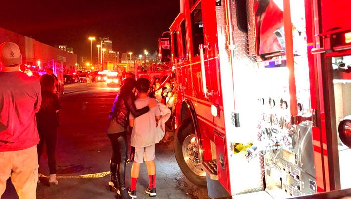 Платформа для паркура в Сан-Диего могла убить 20 детей