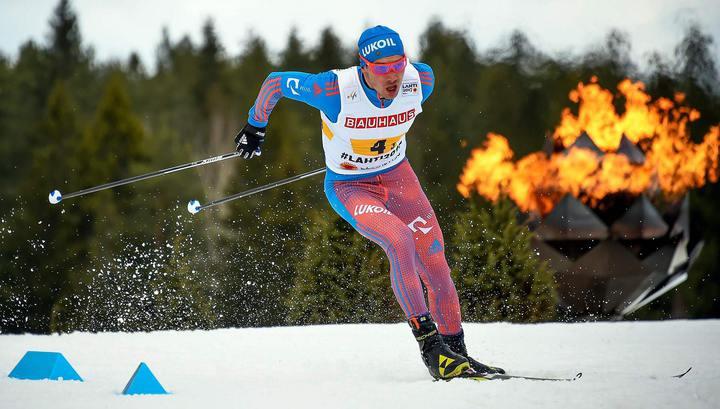 Лыжник Червоткин выиграл гонку в Финляндии
