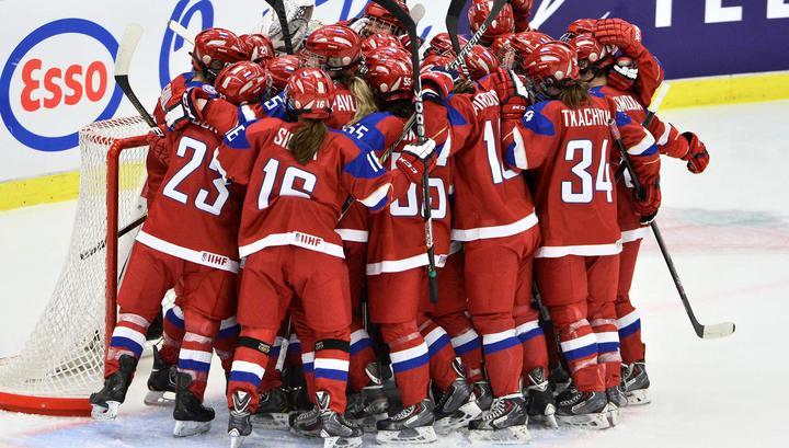 Глава IIHF Фазель: судьба российских хоккеисток решится на следующей неделе