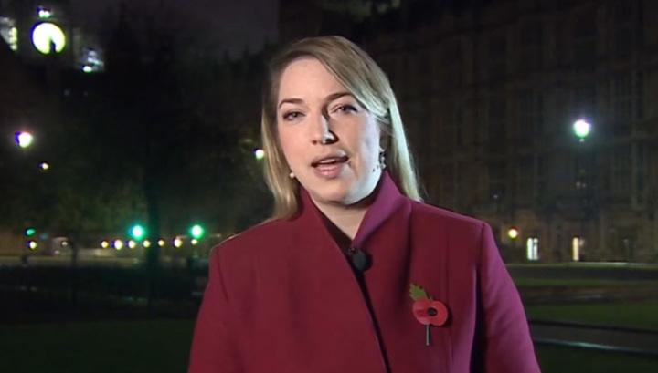 Пранкер сопроводил репортаж ВВС о выходе из ЕС громкими женскими стонами