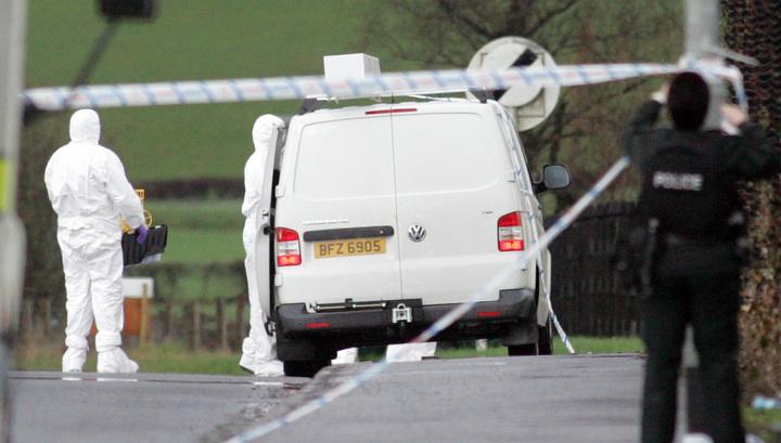 У мемориала погибшим воинам в Северной Ирландии обнаружили бомбу