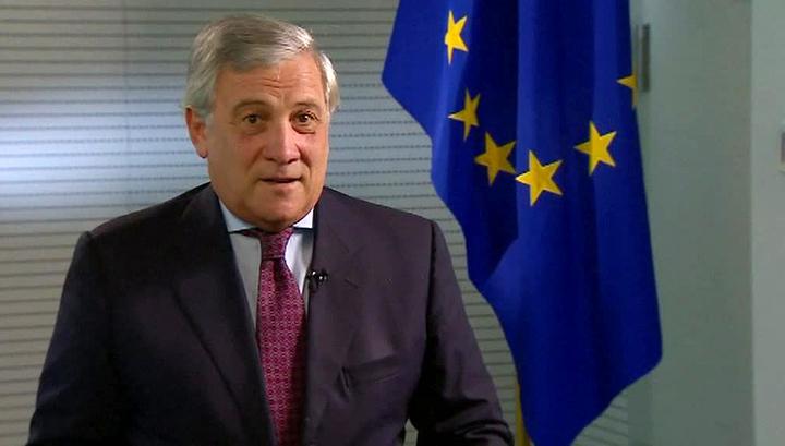 Председатель Европарламента потребовал дополнительных средств на решение проблемы мигрантов