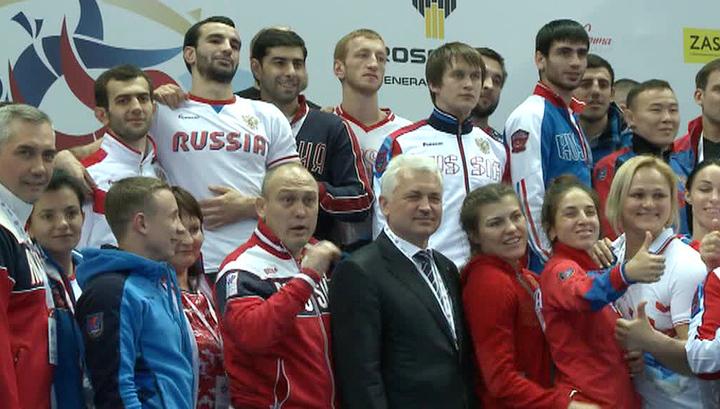 Россия вернула мировое лидерство по самбо