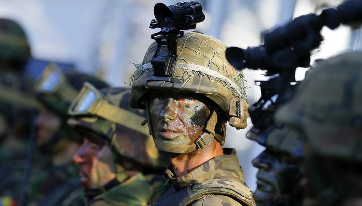 Польский военный погиб во время пробежки в Латвии