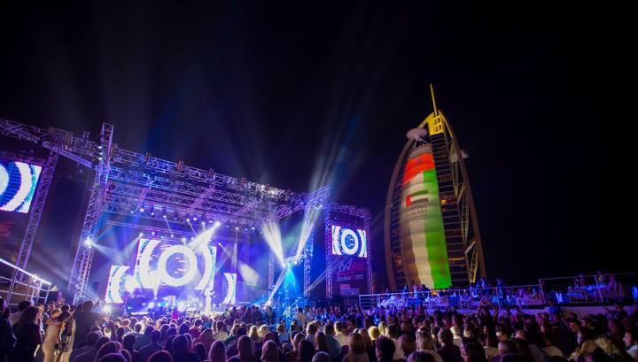 PaRUS по-русски: новый музыкальный фестиваль прошел на берегу Персидского залива