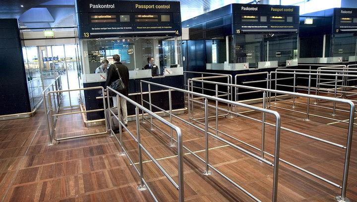 В Дании перекрыли аэропорт из-за проверки самолетов Atlasglobal