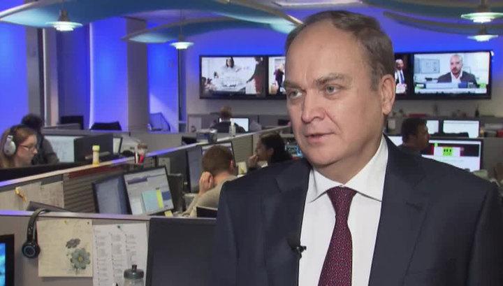 Анатолий Антонов: США игнорируют все наши предложения о сотрудничестве в кибербезопасности