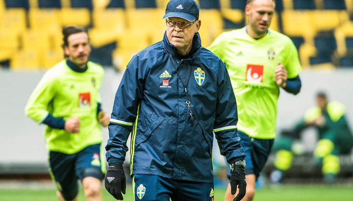 Футбольная сборная Швеции будет базироваться в Геленджике