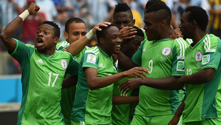 Аргентина без Месси проиграла Нигерии в Краснодаре