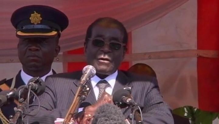 Мугабе решил голодать и готов
