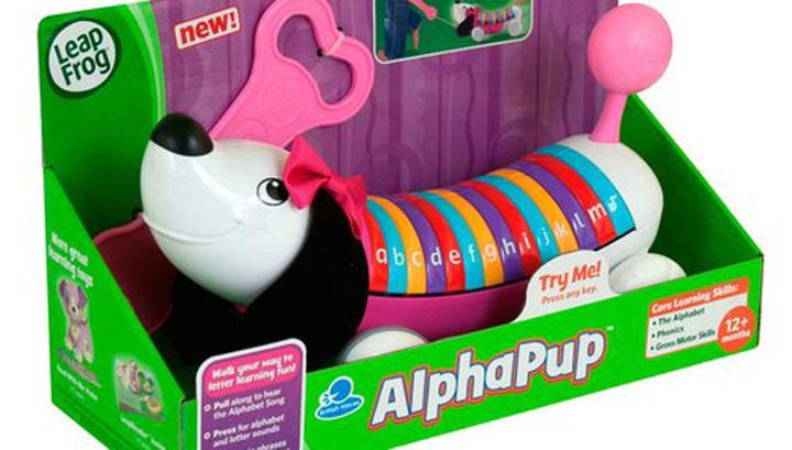 Британские родители жалуются на образовательные игрушки, ругающиеся матом