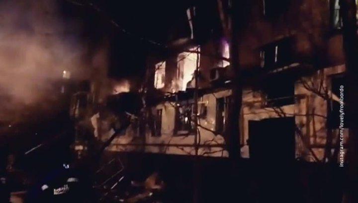 В пятиэтажке в подмосковных Химках взорвался газ