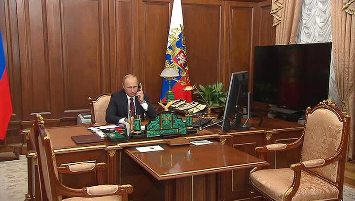 Президент не стал откладывать в долгий ящик просьбу о помощи в обмене пленными