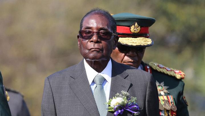 Мугабе получил иммунитет от уголовного преследования