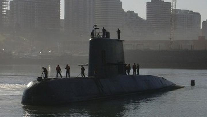 ВМС Аргентины: экипаж подлодки сообщал о неполадках на борту