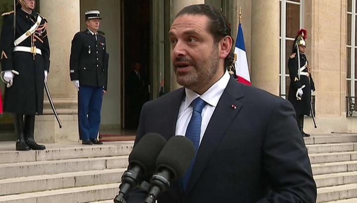 Харири собрался обратно в Ливан
